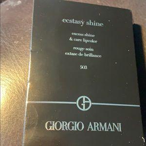 """GIORGIO ARMANI """" MINI 503 ECSTASY SHINE LIPSTICK"""